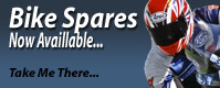 Bike Spares Now Available